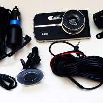 """DVR T653 Full HD 4"""" экран. с выносной камерой заднего вида, в г.Киев"""