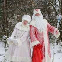 Дед Мороз и Снегурочка, в г.Гомель