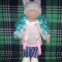 Кукла тильда рост 28 см, в Ярославле