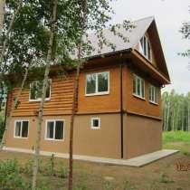 Продам новый дом на берегу р. Белая, в Городце