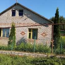 Продаётся кирпичный дом в селе Семидесятное Хохольского, в Воронеже