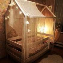 Детские кроватки-домики от производителя!, в Симферополе