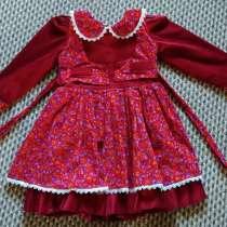 Платье на возраст 2-3 года, в Омске