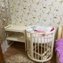 Продам Кроватка-трансформер 8в1 premium baby, в Краснодаре