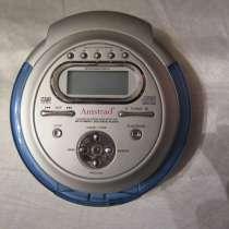 Amstrad CD858 AM/FM stereo radio CD/MP3 плеер, в Калининграде