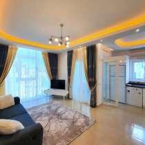 Квартира в новом комплексе около моря, в г.Аланья