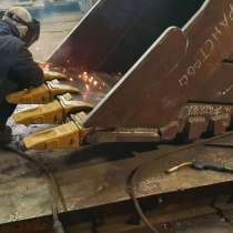 Ковш скальник на различную спецтехнику, в Санкт-Петербурге