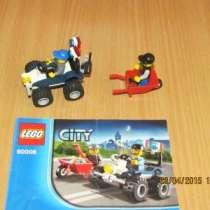 игрушку Лего сити Полицейский квадроцикл, в Иванове