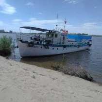 Продажа теплохода для отдыха и рыбалки, в Астрахани