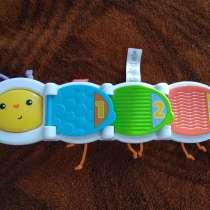 Развивающая игрушка Fisher Price гусеничка, в Барнауле