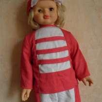 Шикарная кукла ростом 80 см. в отличном состоянии, в Анапе