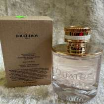 QUATRE BOUCHERON 100 ml тестер Нишевая, селективная парфюм, в Москве