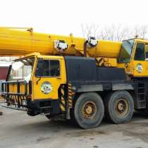 Продается автокран Liebherr LTM 1070/1,гр/п 70 тн, в Челябинске