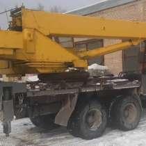 Продам автокран Ивановец, КАМАЗ, 2010 г/в, гр/п 25 тн, в Уфе