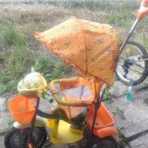 Детский велосипед, коляска, в г.Стаханов
