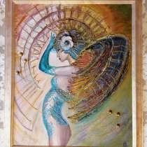 Картина Богиня материализации желаний (фэнтези девушка), в Москве