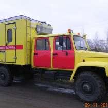 Автомобиль Аварийная газовая мастерская с двухрядной ГАЗ 33, в Нефтеюганске