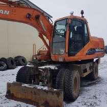 Продам колесный экскаватор Doosan sollar 160W-V, в Нижнем Новгороде