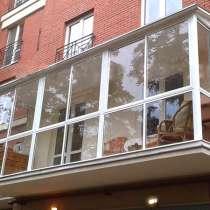 Алюминиевые раздвижные балконные рамы. ПВХ рамы на балкон, в г.Брест