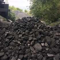 Уголь марки АК, фракция 70-200 мм, в Москве