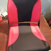 Продам кресло в лодку пвх с крепл под поворотный механизм, в Ярославле