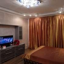Сдам посуточно квартиру с дизайнерским ремонтом, в Самаре