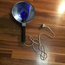 Синяя лампа - Рефлектор Минина, в Екатеринбурге