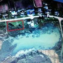 Продается земельный участок с выходом к озеру в с. Кулига, в Тюмени