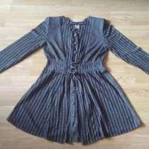 Платье темно-серое 46-48 размера, в хорошем состоянии, в г.Могилёв