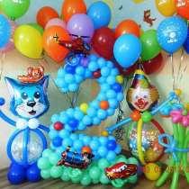 Оформление воздушными шарами. Алёна Euphoria, в г.Мариуполь