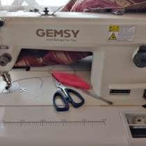 Швейная машина Gemsy 0818 с тройным продвижением, в Симферополе