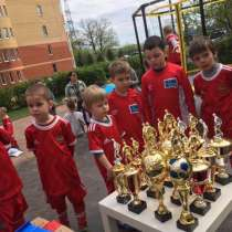 Впервые в России футбол с 2 лет экипировка, в Лесном Городке