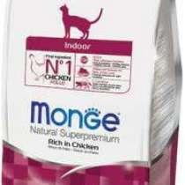 Корм для кошек Monge и Gemon, в Нахабино