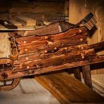 Поделки из дерева ручной работы, в Малаховке