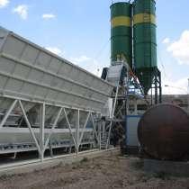 Быстровозводимый бетонный завод Sumab T-30, в Тольятти