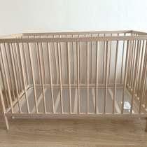 Детская кровать Икеа Сниглар, в Люберцы