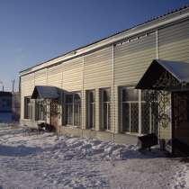 Нежилое помещение с земельным участком, в Новосибирске