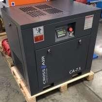 Винтовой компрессор 7.5 кВт 1200 л/мин, в Челябинске