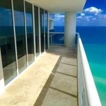 Апартамент в Халландейле с панорамными видами на океан, в г.Hallandale Beach