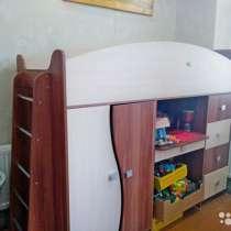 Продам детскую кровать-шкаф в отличном состоянии, в Бахчисарае