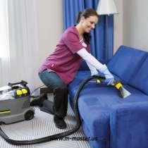 Химчистка мягкой мебели и ковровых покрытий на дому, в Рязани