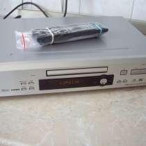 Проигрыватель ONKYO DV-SP504E DVD\CD Серебристый, в Челябинске