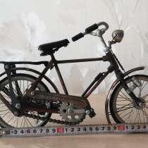 Миниатюрный велосипед ручной работы, в Новосибирске