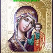 Икона рукописная, в Ярославле