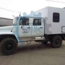Автомобиль передвижная мастерская на базе ГАЗ 33081/3309, в Сургуте