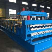 Двухярусная линия для производства профнастила и металлочере, в г.Shengping
