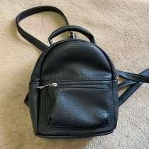 Рюкзак женский кожаный, в Химках