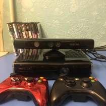 Игровая приставка Xbox 360 в комплекте с Kinect, в Норильске