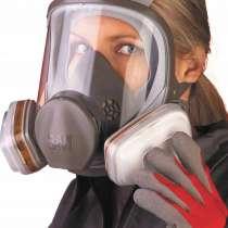 Респираторы маски 3М, в Новосибирске