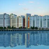 Студия с ремонтом на набережной, Уктус. Цена: 2 120 000 руб, в Екатеринбурге